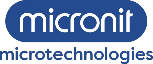 Logo Micronit Microtechnologies