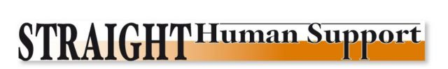 Logo STRAIGHT Human Support